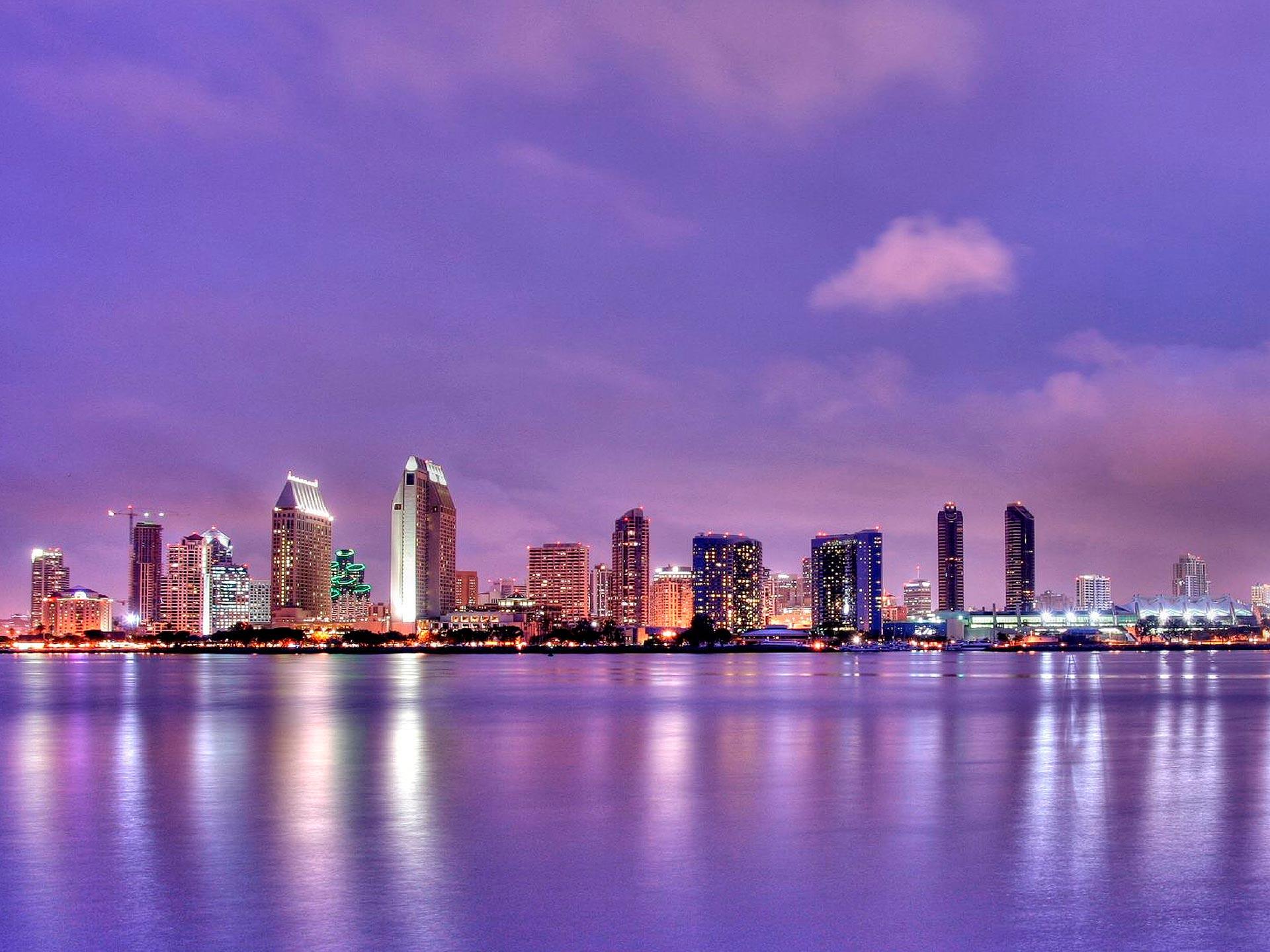 36Pix San Diego Skyline